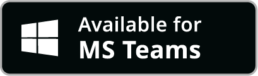 Available for MS Teams Windows